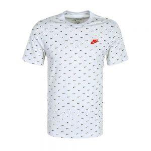 NIKE t-shirt m nsw ss tee mini swoosh