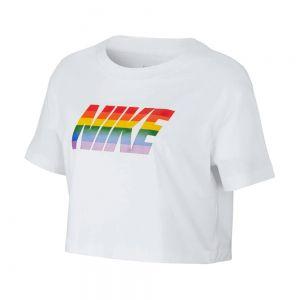 NIKE t-shirt w nsw tee betrue crop