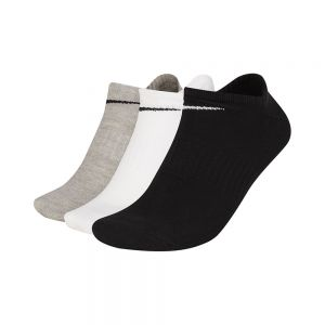 NIKE calze lightweight 3ppk no-show