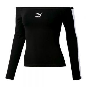 PUMA t-shirt m/l shoulder top