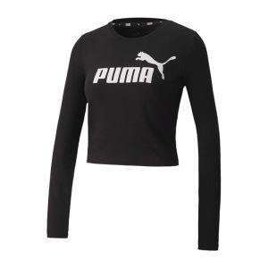 PUMA t-shirt m/l ess+ logo