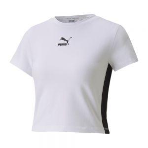PUMA t-shirt classic t7 crop