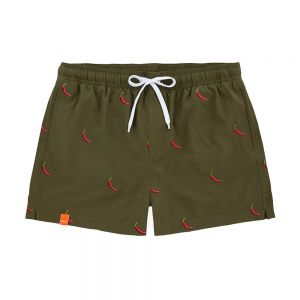 SUN68 boxer embrodery