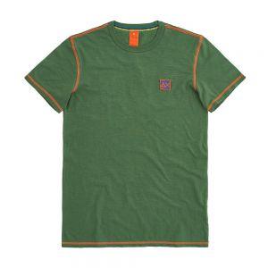 SUN68 t-shirt cold dye contrast