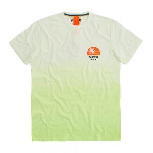 SUN68 t-shirt hang dye