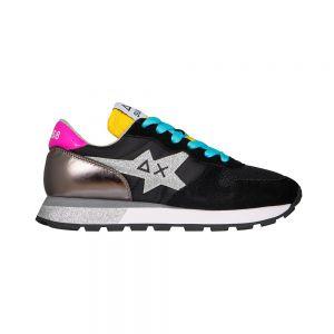 SUN68 scarpe ally star glitter logo