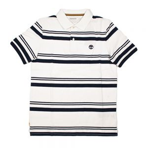 TIMBERLAND polo righe