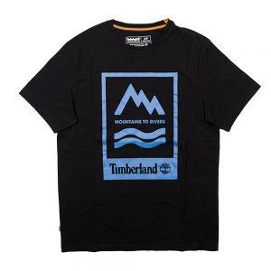 TIMBERLAND t-shirt badge