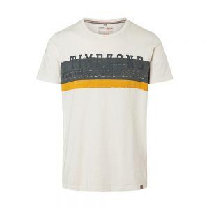 TIMEZONE t-shirt colourblock