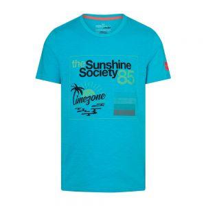 TIMEZONE t-shirt sunshine