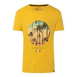TIMEZONE t-shirt walking on sun