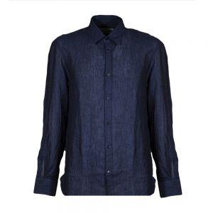 TRUSSARDI camicia lino