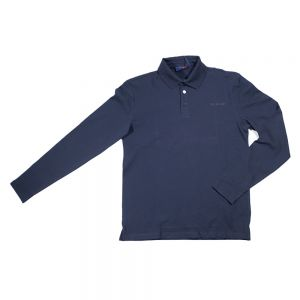 TRUSSARDI JEANS polo piquet stretch m/l