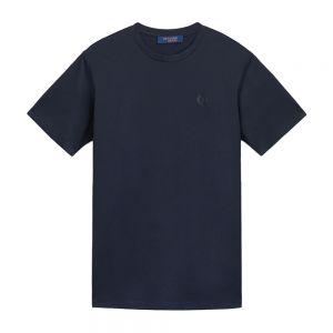 TRUSSARDI t-shirt mercerized cotton