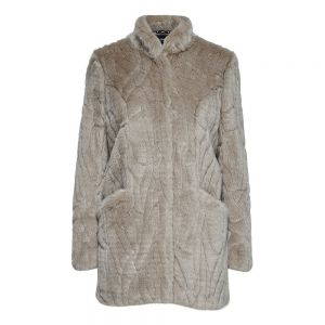 ONLY fur coat
