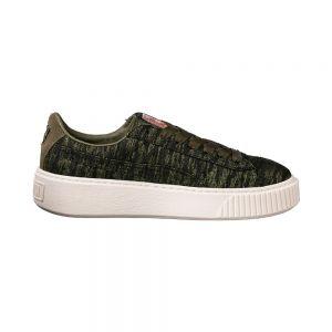 PUMA scarpe basket platform vr wn's