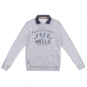 FRED MELLO girocollo polo