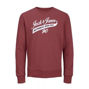 JACK JONES girocollo logo ess