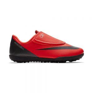 NIKE scarpe cr7 jr vaporx 12 club tf