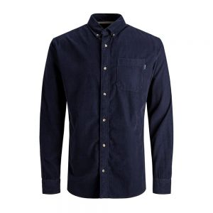JACK JONES camicia tray velluto