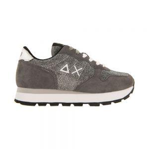 SUN68 scarpe ally mesh glitter