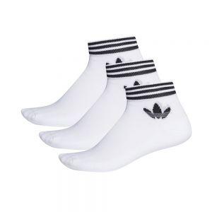 ADIDAS ORIGINALS calze ankle trefoil