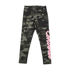CONVERSE leggings camo aop