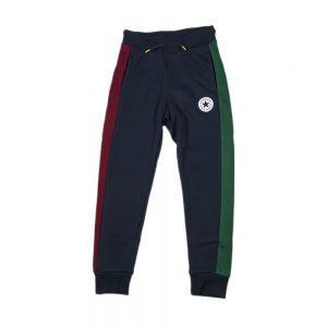 CONVERSE pantalone colorblock