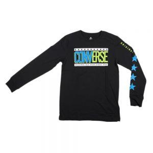 CONVERSE t-shirt m/l collegiate mix