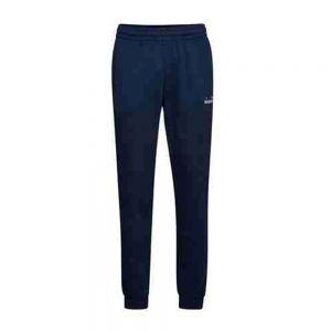 DIADORA pantalone core polsino garzato