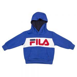 FILA felpa logo