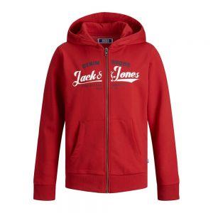 JACK JONES fullzip capp. logo