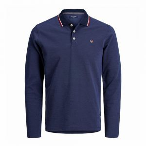 JACK JONES polo m/l bluwin sts