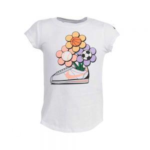 NIKE t-shirt cortez flower