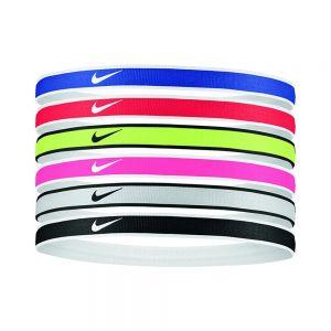 NIKE fascia 6ppk elastic hairband