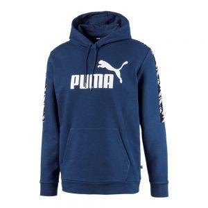 PUMA felpa capp. amplified