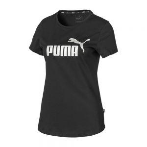 PUMA t-shirt ess+ metallic