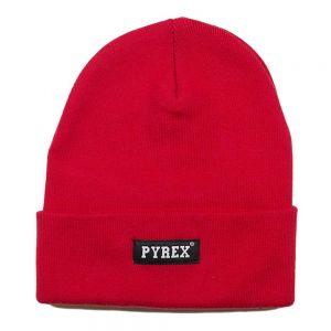 PYREX berretto scritta