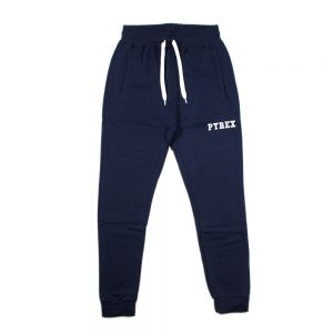 PYREX pantalone felpato