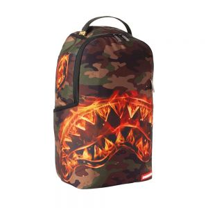 SPRAYGROUND zaino fire shark
