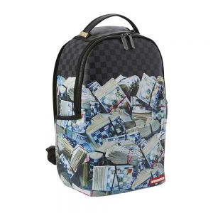 SPRAYGROUND zaino new money