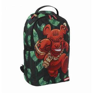 SPRAYGROUND zaino diablo bear: on the run