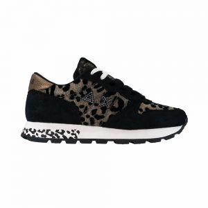 SUN68 scarpe ally animal glitter
