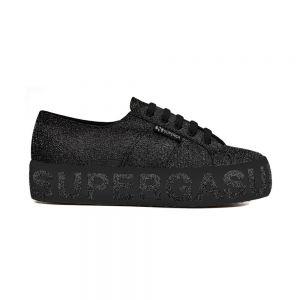 SUPERGA scarpe 2790 letterin glitter w