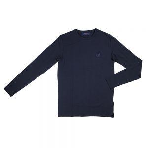 TRUSSARDI JEANS t-shirt m/l jersey stretch