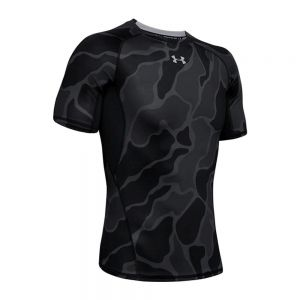 UNDER ARMOUR t-shirt hg armour ss nov