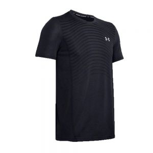 UNDER ARMOUR t-shirt seamless wave ss