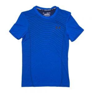UNDER ARMOUR t-shirt seamless wave ss