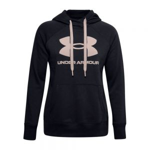UNDER ARMOUR felpa capp. rival logo