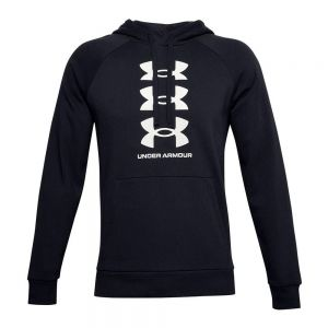 UNDER ARMOUR felpa capp. rival sport ins